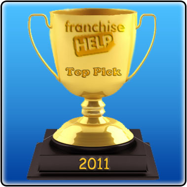 Best Franchise Blogs - Franchise Help Trophy