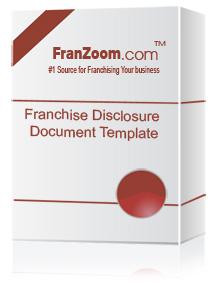Ftc Compliant Franchise Disclosure Document Fdd Template